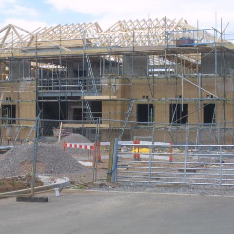 Construction - Summer 2003