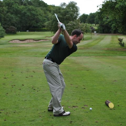 Lyons Davidson/Headway Golf Day 2010