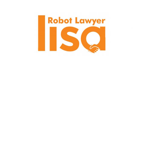Robot Lawyer Lisa Logo